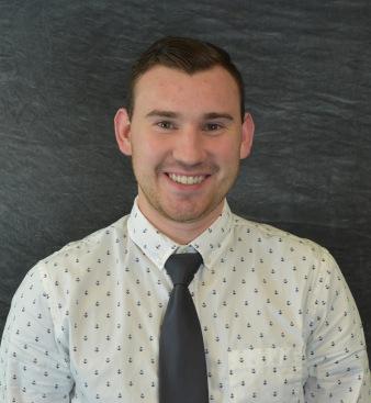 Richard Kaelin, Broker in Training. Undergrad, University of Connecticut